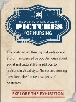 NLM Pictures of Nursing exhibit